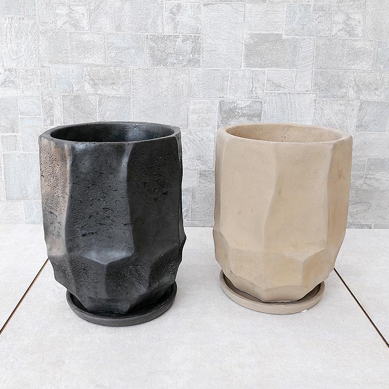 陶器鉢(カルストシリーズ/トール)の写真