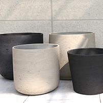コンクリート製鉢カバー