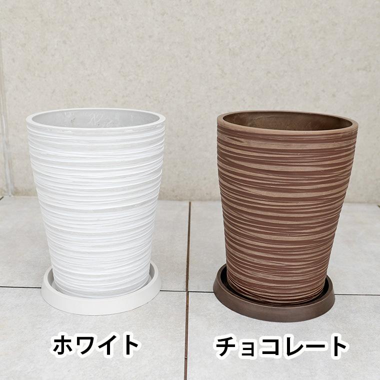樹脂製鉢(12A20)の色